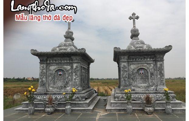 Lăng thờ đá 13