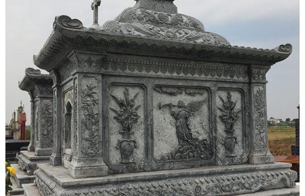 Lăng thờ đá 14