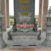 bàn lễ để ở khu nghĩa trang liệt sỹ