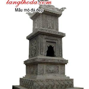 Mộ tháp bằng đá LT 10