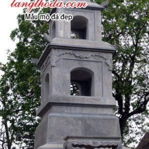Mộ tháp bằng đá LT 02