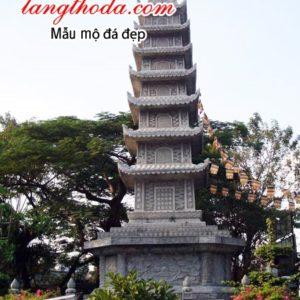 Mộ tháp bằng đá LT 03