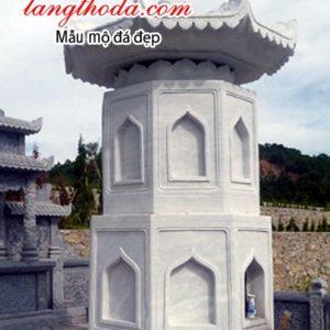 Mộ tháp bằng đá LT 05